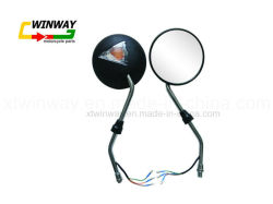 Insieme dello specchio retrovisore delle parti del motociclo di Ww-7553 CG