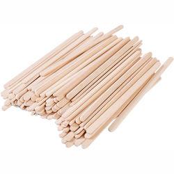 /Jetable écologique /des bâtonnets en bois de bambou pour les cocktails/café