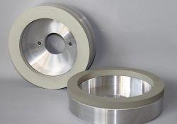 PCD&PCBNの挿入のためのガラス化されたとらわれのPCD&PCBNの粉砕車輪