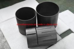 Riscaldatore della grafite di elevata purezza/riscaldatore isotropo della grafite/materiale termico di cristallo campo di tiro