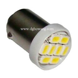 Ba9s haltbare LED Automobillampe (T10-B9-008Z3020)