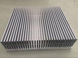 Dissipateur de chaleur avec ventilateur du dissipateur de chaleur Profil en aluminium extrudé