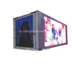Хорошего качества торговой марки Clw 3 Стороны в полной мере цвета P4, P5, P6-LED рекламы Ван .