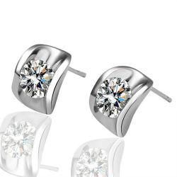 Серебристые Crystal Earring шпильки