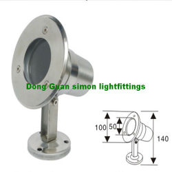 Lampe sous-marine à LED 3 W