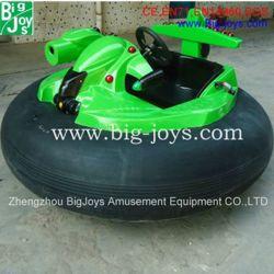 遊園地の乗車型のバンパー・カー(BJ-BC03)