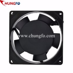 9225 Power Amplifierのための金属のImpeller 110V/220V AC Motor Axial Cooling Fan