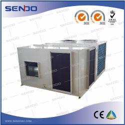 経済的なサイクルか自由な冷却するか、またはエコノマイザの産業精密屋上によって包まれる単位の本部のエアコン