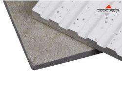 Звуконепроницаемые высокое качество ПВХ ламинированные гипс потолку украшения