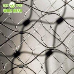 Projecteurs de la grue de filets de protection de l'automne, rétention secondaire la compensation pour les projecteurs, des filets de sécurité de l'automne, Drop Safe Net