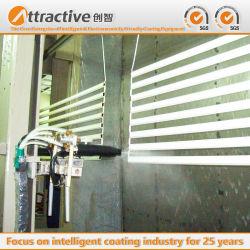 Pulverizador de Pintura Hot-Selling equipamento da máquina na China Revestimento automatizado a linha de produção para o fabrico de produtos de metal