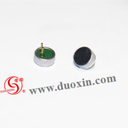 Electret-condensatormicrofoon met pin Dgo6027dd-P2c 6.0X2.7mm