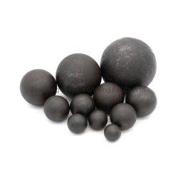 10mm-160mm Boule De Meulage En Acier Forg / Bola de acero para la minería