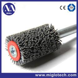 Spazzola industriale personalizzata del tubo della spazzola per la spazzola di setola di lucidatura di sbavatura (TB-200084)