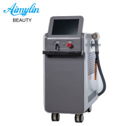 De Apparatuur van de Laser van de Salon van de schoonheid om het Haar van het Lichaam voor Al Huid te verwijderen