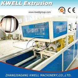 UPVC 16-630мм/ПВХ пластиковые трубы до конца трубки формирования Belling Socketing машины