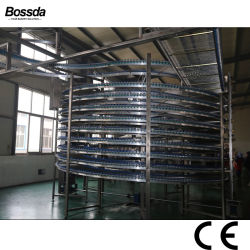 Calculateur contrôle Restartant alimentaire de la restauration de l'équipement Coolinh Machine Home /Machine à pain, Biscuit de convoyeur