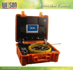 Vazamento de água de esgoto Endoscópio Tubulação do Tubo de drenagem do Dispositivo de inspeção com Miniful Câmera de 6 mm e 7 polegadas LCD controlador de DVR