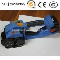 Batteriebetriebene Verpackungs-Maschine für Stahl umwickelt Verpackung