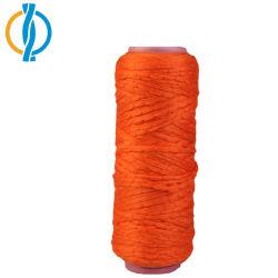 기계 생성 Mop 털실 회전시키는 강선전도 Mop에 의하여 재생되는 털실을 뒤트는 털실