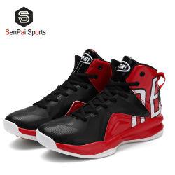 Tennisschoenen Van uitstekende kwaliteit van het Basketbal van de Mens van het Exemplaar van de Schoenen van de Manier van China de Fabriek Aangepaste