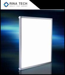 Le rétroéclairage LED blanc de la plaque de guidage de lumière