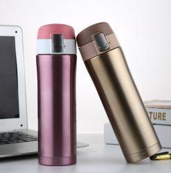 500ml 아마존 핫 세일 BPA 불포함 물병 절연 더블 벽 스테인리스 스틸 용기 진공 청소기 플라스크