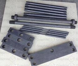 Accessori per forni da vuoto in grafite isotropica ad alta densità