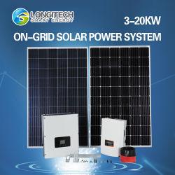 Le système PV sur grille tie 12kVA 5 kVA onduleur solaire