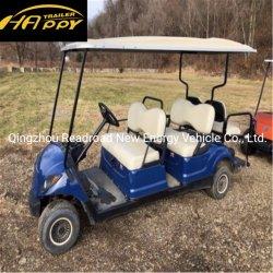 Forte carrello di golf elettrico, cacciante il carrello di golf, fuori dall'automobile di golf della strada