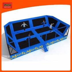 아이를 위한 실내 소형 체조 Trampolines