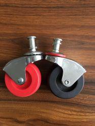 2''mini Roulette PP pour la voiture de roue réducteur gamme rampante