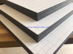 L'art du papier de fixation de la mousse d'administration en 8X8pouce 20mm