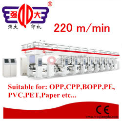 フィルムモデルQdasy-aのための自動高速グラビア印刷の印字機