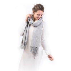 Мода Luxe шерсть кашемира дрсуга одеяло Шарфа