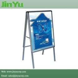 Реклама алюминиевых материалов стопорное плакат рамки