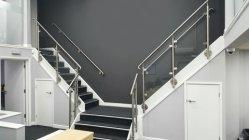 Venda por grosso Custom ferro forjado balaustrada escadas