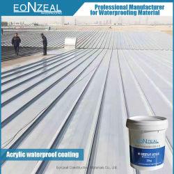 UV-bestendige coating op waterbasis met acryl en hoge elasticiteit