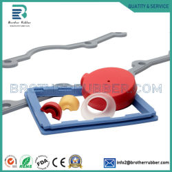 Forme spéciale EPDM joint en caoutchouc résistant aux UV de la rondelle plate