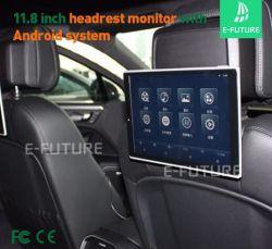 Appui-tête de voiture lecteur DVD, Auto Backseat Android moniteur avec WiFi pour Mercedes spécial