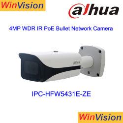 Marca Dahua original 4MP objectiva motorizada Câmara IP Poe bullet de IV Ipc-Hfw5431e-Ze