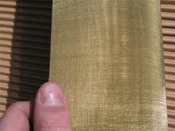 中国黄銅製ワイヤスクリーンメッシュウォータフィルタメッシュ