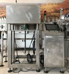 색칠 부호, 병 마개, 액높이, 병 레이블 및 포장 레이블을%s 광학적인 분류 기계
