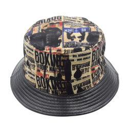 Deux côté personnalisé de la Chine les pêcheurs de godet de la pêche Hat Hat le capuchon de pêche de plein air