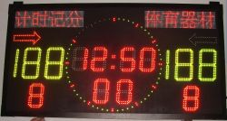 Multifunktionales LED-Anzeigetabo für Basektball, Volleyball, Tennis