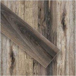 Водонепроницаемый самоклеящаяся виниловая пленка из ПВХ пластика из дерева на полу плитка для коммерческих