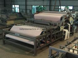 Máquina Operator-Guangzhou Lufeng filtro prensa