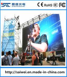 Piscina P5 P4.81 P4 P3.91 P3 TV LED de Vídeo Wall exibe as telas de exibição para a publicidade de instrumentos Assinar Billoard Módulos de tela