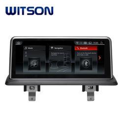 Witson 10.2'', la gran pantalla Android 9.0 coche reproductor de DVD para el BMW Serie 1 E81 E82 E87 E88 (2005-2012)