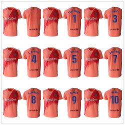 Camiseta de fútbol de Barcelona 18 19 Maillot De Camiseta de fútbol de pie